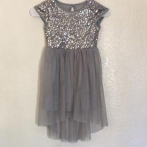 4/12$💙💚 Sparkling Tulle Dress